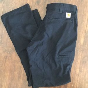 Flame 🔥 Resistant Carhartt work pants